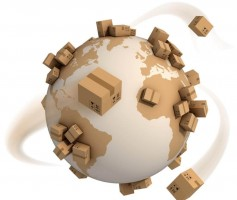 国际物流快递怎么邮寄?