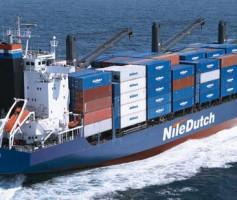 中欧海运价格回落,国际货运成本降低
