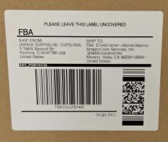 【深圳鑫翼达国际物流】亚马逊fba贴错标签的正确处理方法