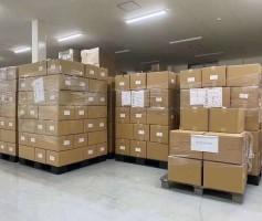 【深圳鑫翼达国际物流】中转仓代打包、代贴单、代发货讲解