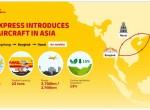 DHL Express 增强亚洲内部空运能力