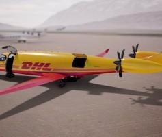 DHL Express通过 EVIATION 订购的首架全电动货机塑造了可持续航空的未来