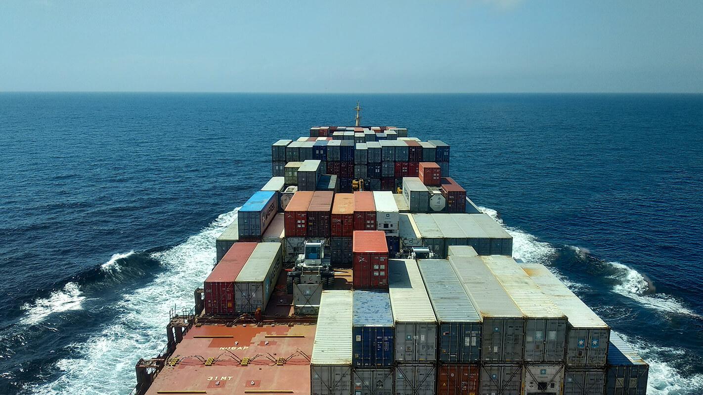 国际海运基本流程介绍
