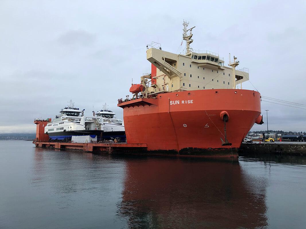 国际海运中是该选择拼箱还是整箱了?