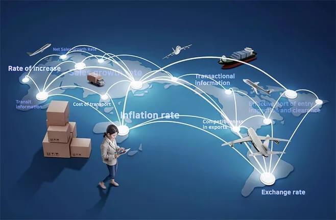 新环境下,跨境电商与国际物流如何互助高速发展?