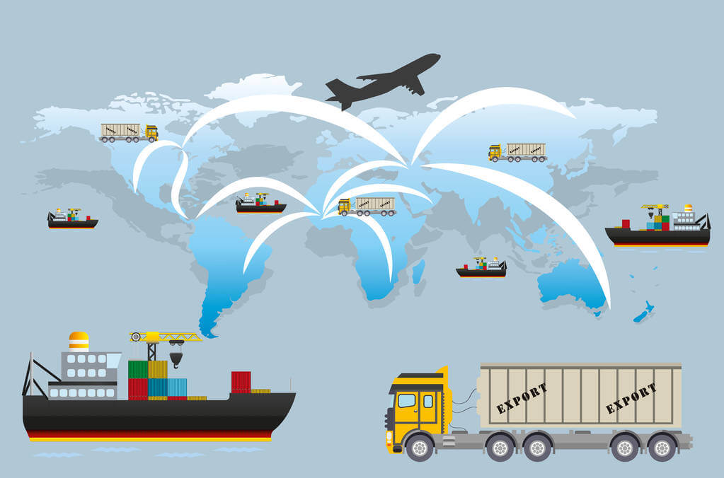 外贸国际货运常见的货运成交方式与报关区别