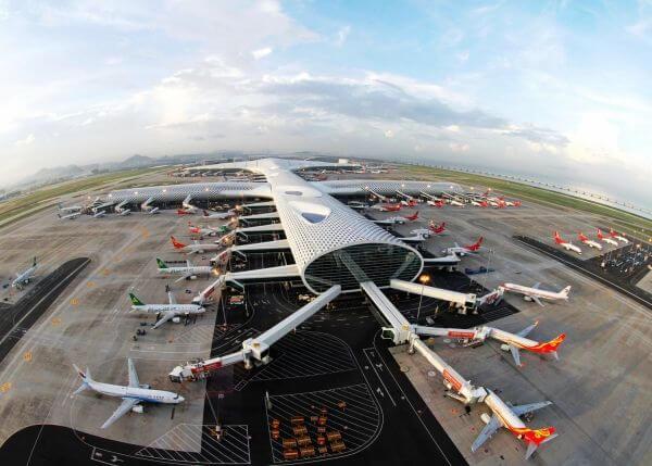 深圳航空快递机场货运物流流程如何?