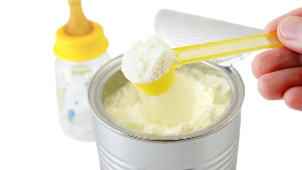 国际物流进口奶粉操作流程